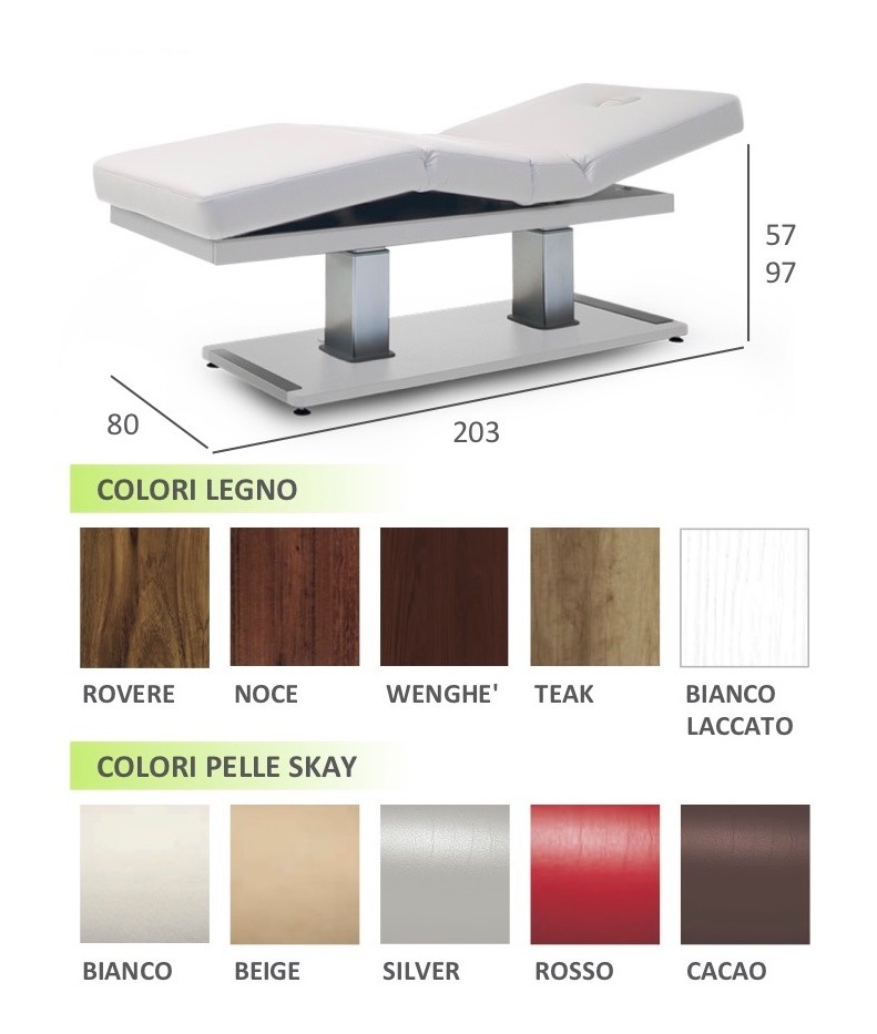 lettino-elegance