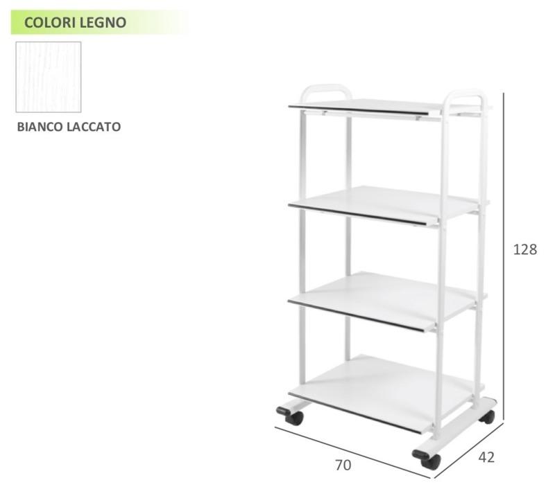 carrello-sandy-4r